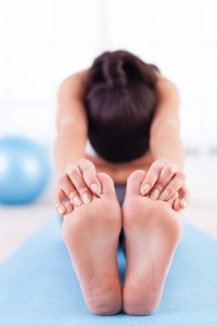 Methods for Stretching the Feet